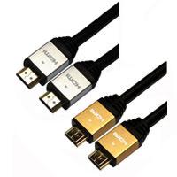 HORIC ハイスピード HDMI ケーブル 1.0m イーサネット 3D 4KX2K解像度 フルHD 対応 金メッキ端子 ホーリック