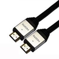 HORIC ハイスピード HDMI ケーブル 3.0m イーサネット 3D 4KX2K解像度 フルHD 対応 金メッキ端子 ホーリック