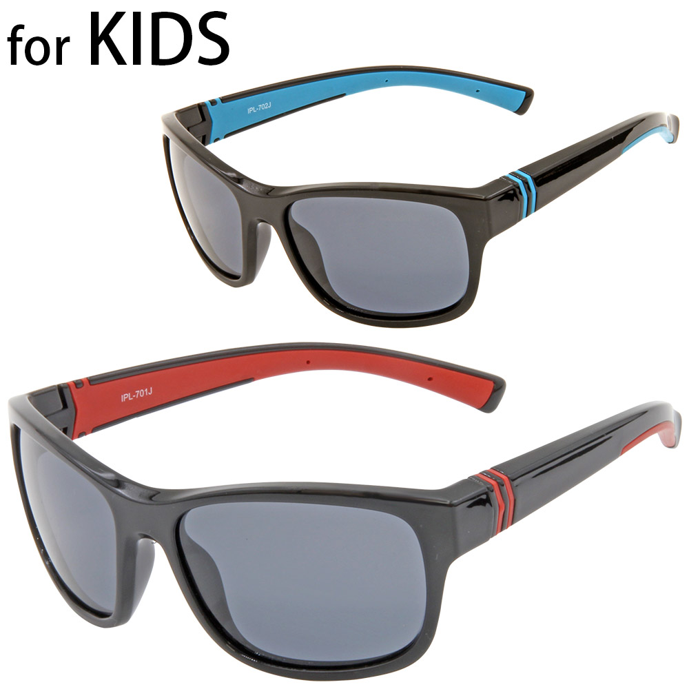 サングラス 子供用 UVカット 偏光サングラス キッズ ジュニア 紫外線カット スポーツ ファッション