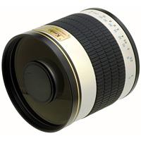 ミラーレンズ500mmF6.3x 超望遠レンズ ケンコー