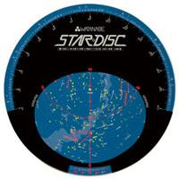 スターディスク 星座早見盤 KENKO 天体観測 子供 星の動き 夏休み 自由研究 小学生 中学生 科学 理科