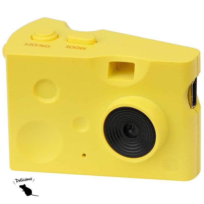 トイカメラ トイデジカメ デジタルカメラ キッズ かわいい 写真 おしゃれ DSC Pieni Cheese 子供 カメラ女子 おすすめ 人気 おしゃれ