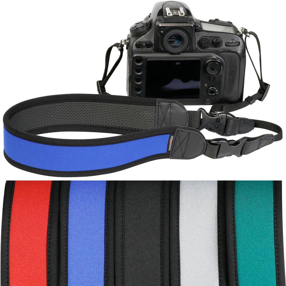 ネオプレーンストラップ ストレートタイプ ST-MS01 [MAMORU] カメラストラップ 一眼レフ ミラーレス ショルダー 肩 おしゃれ おすすめ