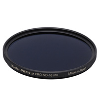 ケンコー NDフィルター 55S PRO1D プロND16(W) PRO1 Digitalシリーズ フィルター カメラ用フィルター カメラ用品 減光フィルター 光量調整 日食撮影