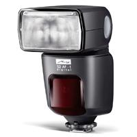 メッツ ストロボ MECABLITZ(メカブリッツ) 52 AF-1 digital ケンコー  自然光 タッチスクリーン シングル発光 カメラ フラッシュ