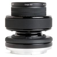 レンズベビー コンポーザープロ エッジ80 単焦点レンズ ケンコー トキナー KENKO TOKINA 一眼レフ デジイチ 交換レンズ ポートレート