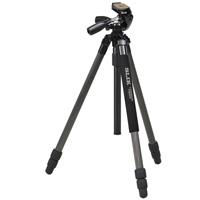 スリック 三脚 ライトカ-ボン E83 SLIK 一眼レフ ミラーレス ビデオカメラ コンパクト 雲台 カーボン三脚3段タイプ