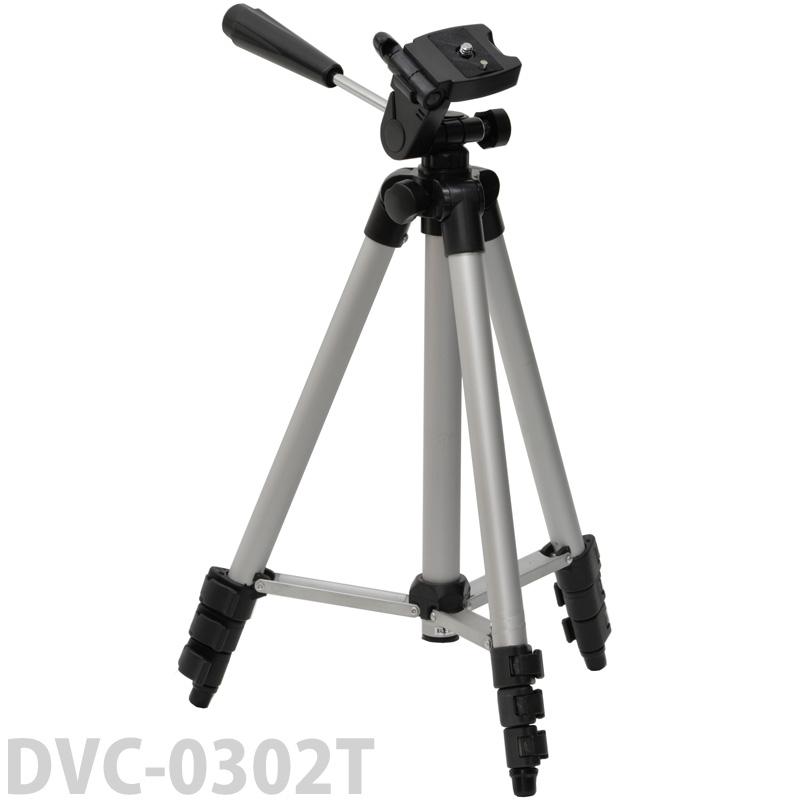 三脚 一眼レフ ビデオカメラ 軽量 コンパクト カメラ トレイル三脚 おすすめ