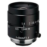 興和 2/3インチ用固定焦点レンズ JCシリーズ LM8JC KOWA マシンビジョン用高解像度レンズ