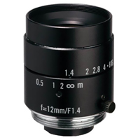 興和 2/3インチ用固定焦点レンズ JCシリーズ LM12JC KOWA マシンビジョン用高解像度レンズ