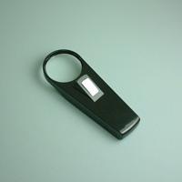 ライトルーペ L-120 3倍 50mm [手持ちルーペ 虫眼鏡 虫めがね 天眼鏡] 池田レンズ ライト付き拡大鏡 ライト付きルーペ