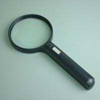 ライトルーペ L-170A 3倍 90mm ガラスレンズ おしゃれ 携帯 虫眼鏡 拡大鏡 ルーペ ライト