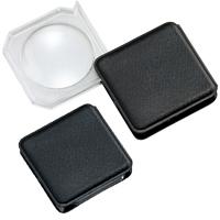 虫眼鏡 ポケットルーペ M-404 3倍 43mm 池田レンズ