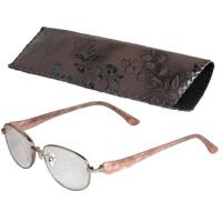 老眼鏡 ネオシニア 609PK ピンク リーディンググラス シニアグラス 女性 弱度