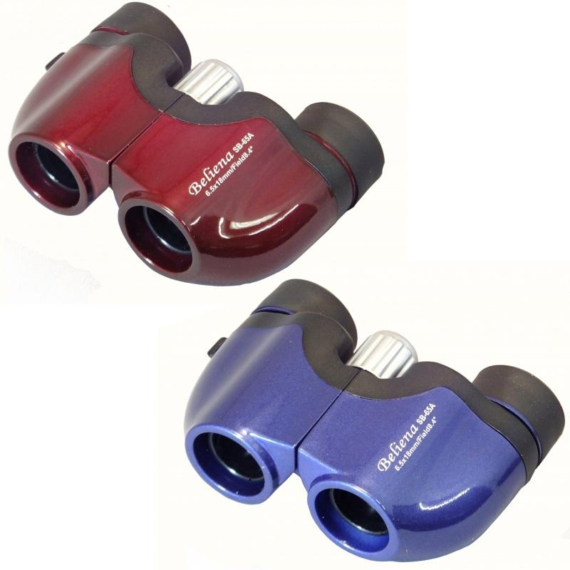 双眼鏡 6.5倍 18mm コンパク ト コンサート ドーム おすすめ 高倍率 スポーツ観戦 天体観測 コンサート用双眼鏡 SB-65A 人気