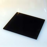 HOYA製 光学フィルター 赤外透過フィルター R-72 50X50 t=2.5 光学ガラスフィルター [エヌエスライティング]