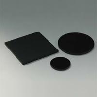 HOYA製 光学フィルター 紫外透過・可視吸収フィルター U-330 50X50 t=2.5 光学ガラスフィルター [エヌエスライティング]