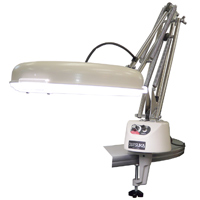 LED照明拡大鏡 LSK ワイド-CF型 調光付 3倍 オーツカ 拡大鏡 LED照明拡大鏡 検査 ルーペ 拡大 精密検査