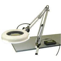 LED照明拡大鏡 調光なし LSKs-F 2倍 オーツカ 拡大鏡 LED照明拡大鏡 検査 ルーペ 拡大 精密検査 精密作業