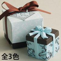 アロマキャンドル ギフトボックス [ラベンダーの香り] バロエ デコレーション キャンドル 香り ろうそく