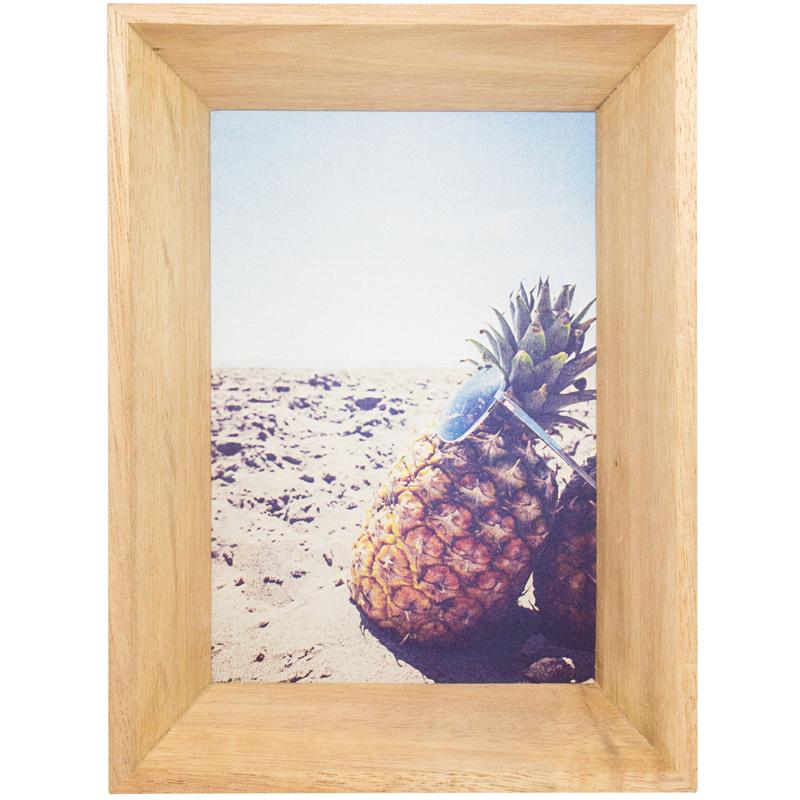 フォリオ アカシア フォトフレーム M おしゃれ 壁掛け フォトスタンド 写真立て Paladec 人気 木製