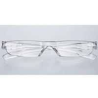 よ〜くミエール クリアー パール シニアグラス 老眼鏡 +1.00〜+3.50 男性 女性 おしゃれ