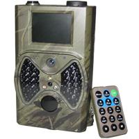 赤外線 無人撮影カメラ STR300 日本語対応 トレイル 防犯 カメラ
