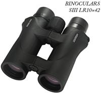 双眼鏡 アウトドア 10倍 42mm サイトロン S3 LR10x42 軍用 ビノキュラー ドーム コンサート ライブ SIGHTRON BINOCULARS SIII LR1042