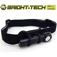 BRIGHT-TECH EX100AL サイトロンジャパン LEDライト ヘッドライト 防犯 防災 レジャー アウトドア 登山 釣り