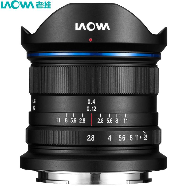 一眼レフ ミラーレス 交換レンズ LAOWA 9mm F2.8 ZERO-D 0.13倍 風景 建築 星景写真 インテリア APS-C 広角レンズ