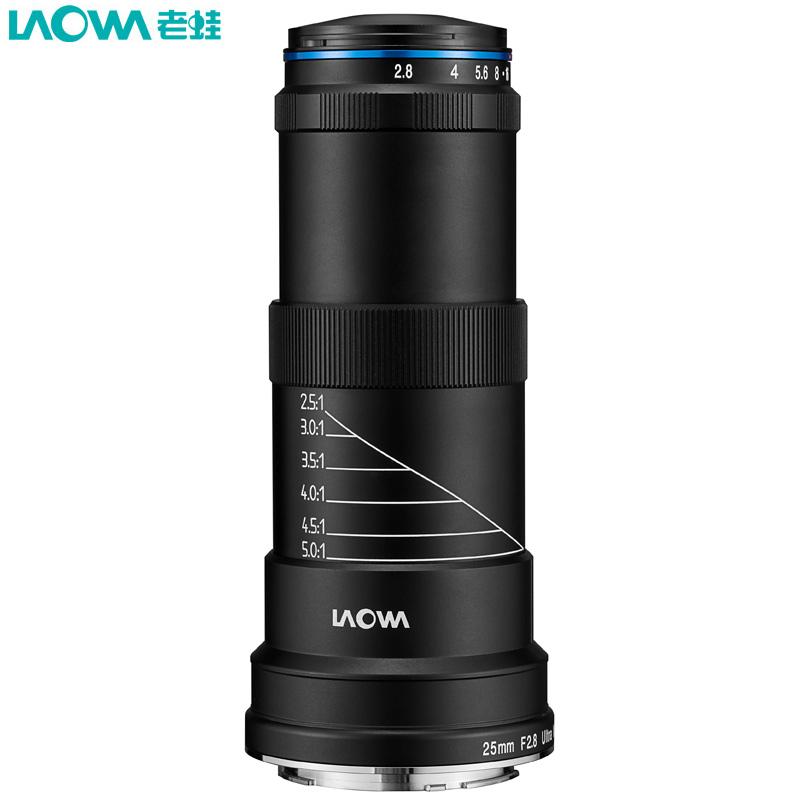 一眼レフ 交換レンズ 超マクロレンズ 単焦点 25mm F2.8 2.5-5倍 フルサイズ対応 LAOWA 風景 ポートレート 人物 料理