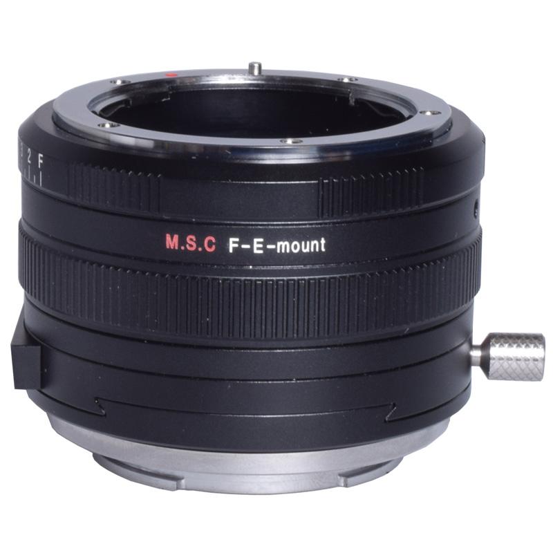 LAOWA マジック シフト コンバーター (MSC)ニコン用 ニコン/ソニーFE マウント 一眼レフ デジタル一眼 交換レンズ用 変換 シフト