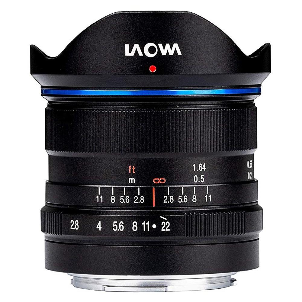 カメラレンズ 9mm F2.8 ZERO-D MFT LAOWA 単焦点レンズ 広角レンズ 広角デジカメ ミラーレス