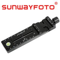 スライダー MPレイル スクリュー ノブ付 DMP-140 SF0132 SUNWAYFOTO サンウェイフォト アルカスイス対応
