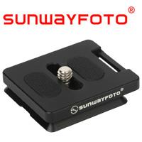 汎用クイックリリース・プレート Universal QR Plate 39mm DP-39 SF0054 SUNWAYFOTO サンウェイフォト アルカスイス対応