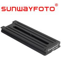 汎用クイックリリース・プレート Double Dovetail Groove 120mm DPG-120D SF0062 SUNWAYFOTO サンウェイフォト アルカスイス対応