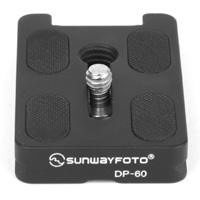 汎用クイックリリース・プレート Universal QR Plate DP-60 中判・大判カメラ用 SF0122 SUNWAYFOTO サンウェイフォト アルカスイス対応