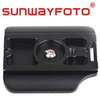 専用クイックリリース・プレート Nikon D3用 PN-D3 SF0071 SUNWAYFOTO  サンウェイフォト アルカスイス対応