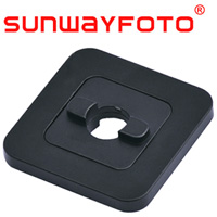 ミニクランプ・プレート MPP-01 SF0105 SUNWAYFOTO サンウェイフォト アルカスイス対応