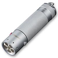 LED LENSER [レッドレンザー] レッドレンザー Vスクエアデュアルカラー LEDライト 懐中電灯 LEDライト 懐中電灯 ライト 防犯 防災 夜間