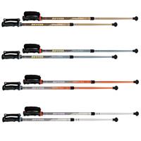 レビータ DF 長さ調節式ウォーキングポール 2本1組 REVITA ポールウォーキング 杖 ステッキ