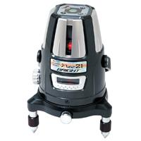レーザー墨出し器 レーザーロボ Neo 21 BRIGHT 縦・横・地墨 77354 シンワ測定 工具 レーザー墨出し器 レーザー機器 シンワ測定