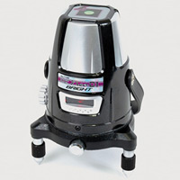 レーザー墨出し器 レーザーロボ Neo 01 BRIGHT 横 77388 シンワ測定