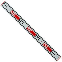 標尺 アルミ製 70cm巾60mm 76933 アルミ アルミ製 測量 計測 シンワ測定