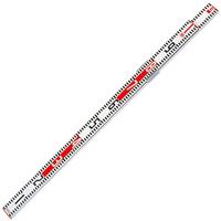 クロス標尺 アルミ製 1×1.1m 巾60mm 76936 アルミ アルミ製 測量 計測 シンワ測定