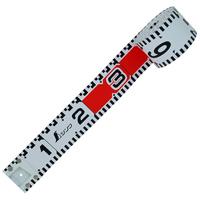 ロッドテープ ガラス繊維製 10m 巾60mm 76971 測量 計測 シンワ測定