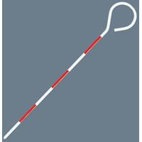 ピンポール スチール製 30cmΦ6 76976 スチール製 測量 測量用品 シンワ測定