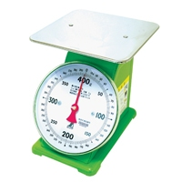 上皿自動はかり 400g 取引証明用 70124 はかり 量り スケール 目方 計量 シンワ測定