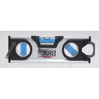 ハンディレベル MEGA-MAG 150mm 白 マグネット付 73132