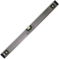 レベル 高級アルミ H型 750mm 76322 水平器 工事 建築 配管 鉄骨